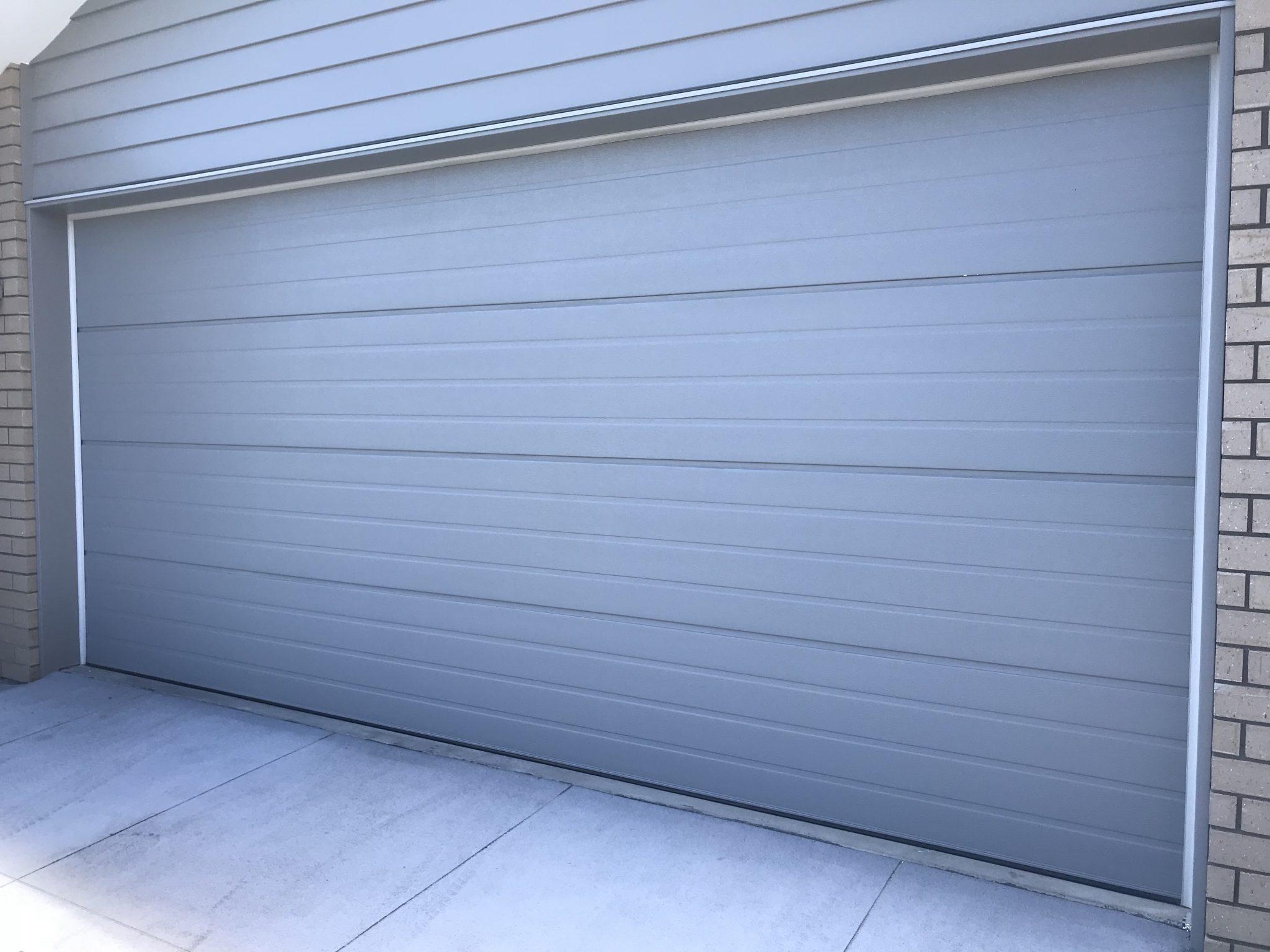 safety door horizontal garage ideas modern folding adeltmechanical doors stainless