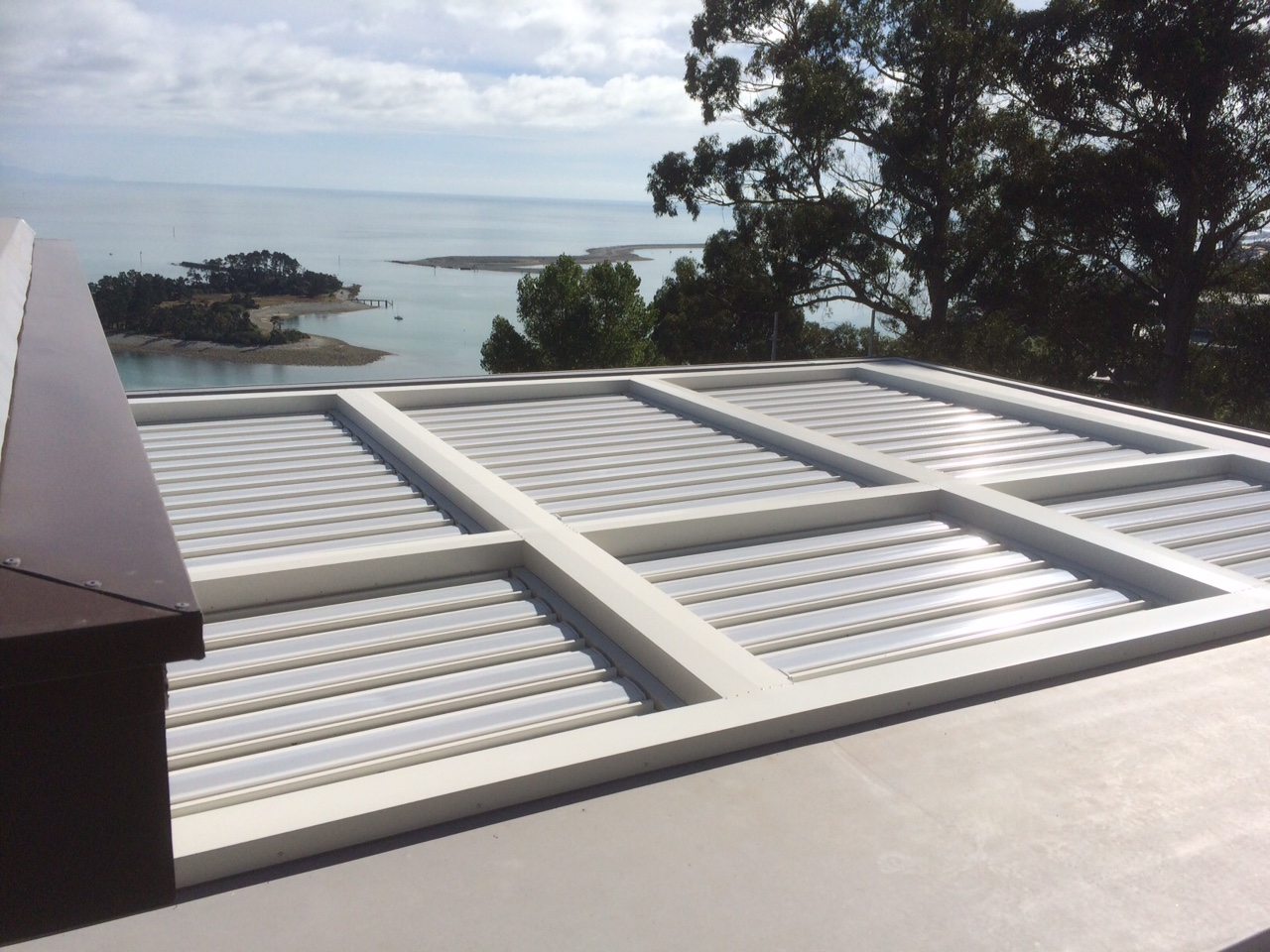 Roof Louvers Nz Retractable Roof Louvres NZ Sliding