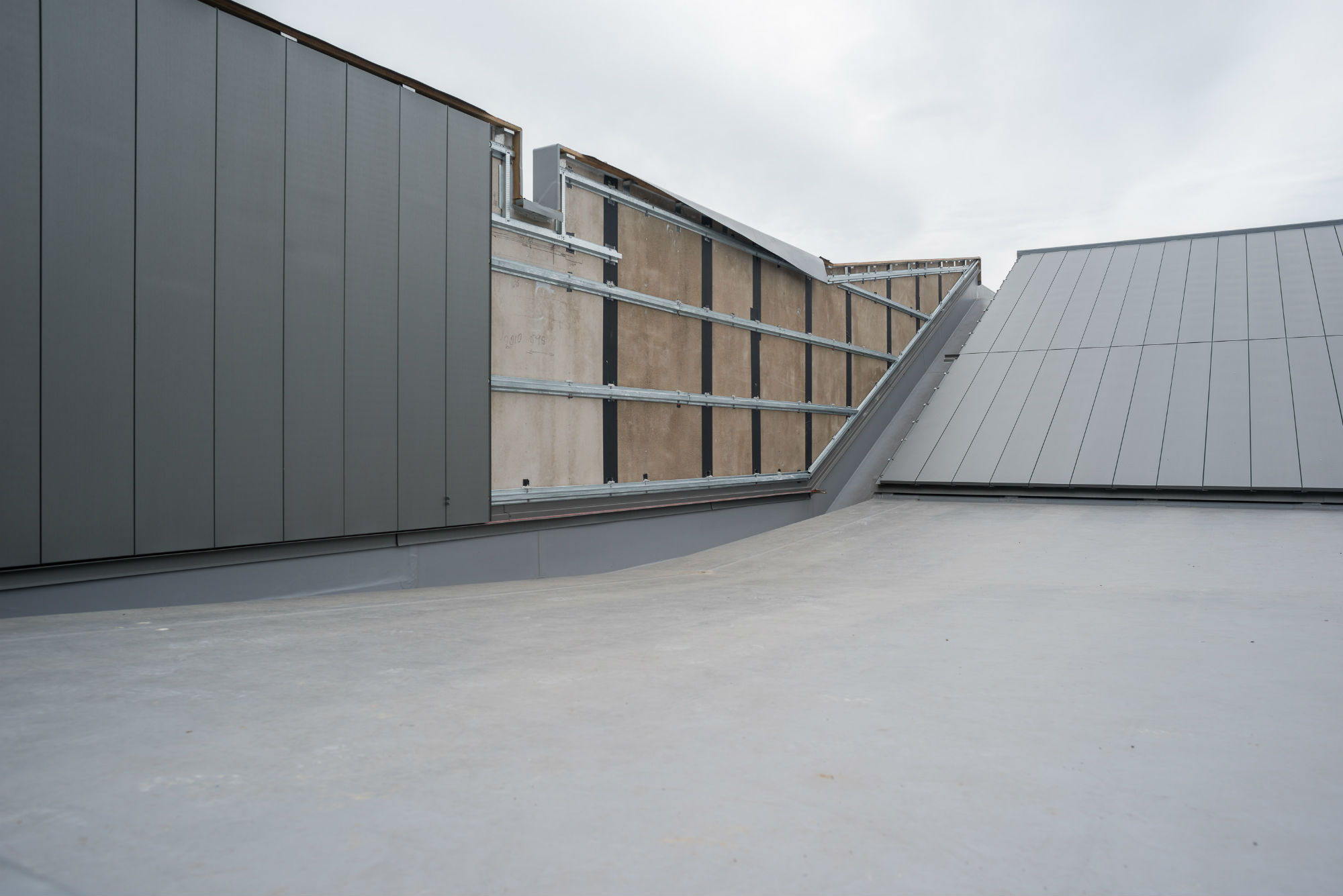 Commercial Amp Industrial Roofing Amp Cladding Contour